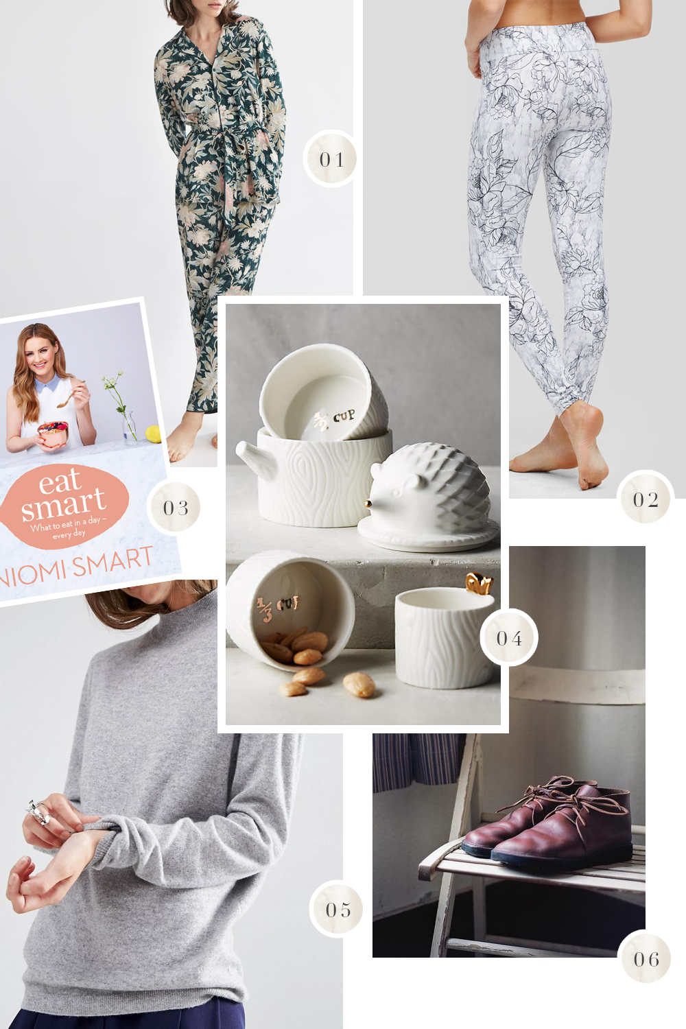 My Autumn Wishlist ft. ASOS Cachmere Sweater, Aurora Leather Shoes, Oysho Pyjamas & more!